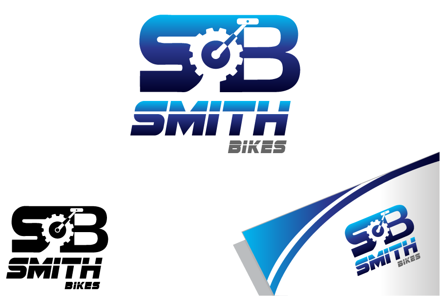 Logo Design by Private User - Entry No. 69 in the Logo Design Contest Fun Logo Design for SMITH BIKES.