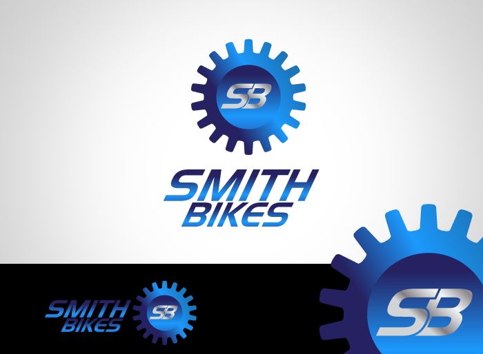 Logo Design by Jan Chua - Entry No. 70 in the Logo Design Contest Fun Logo Design for SMITH BIKES.