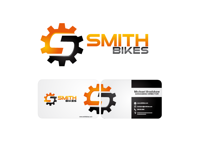 Logo Design by Private User - Entry No. 71 in the Logo Design Contest Fun Logo Design for SMITH BIKES.