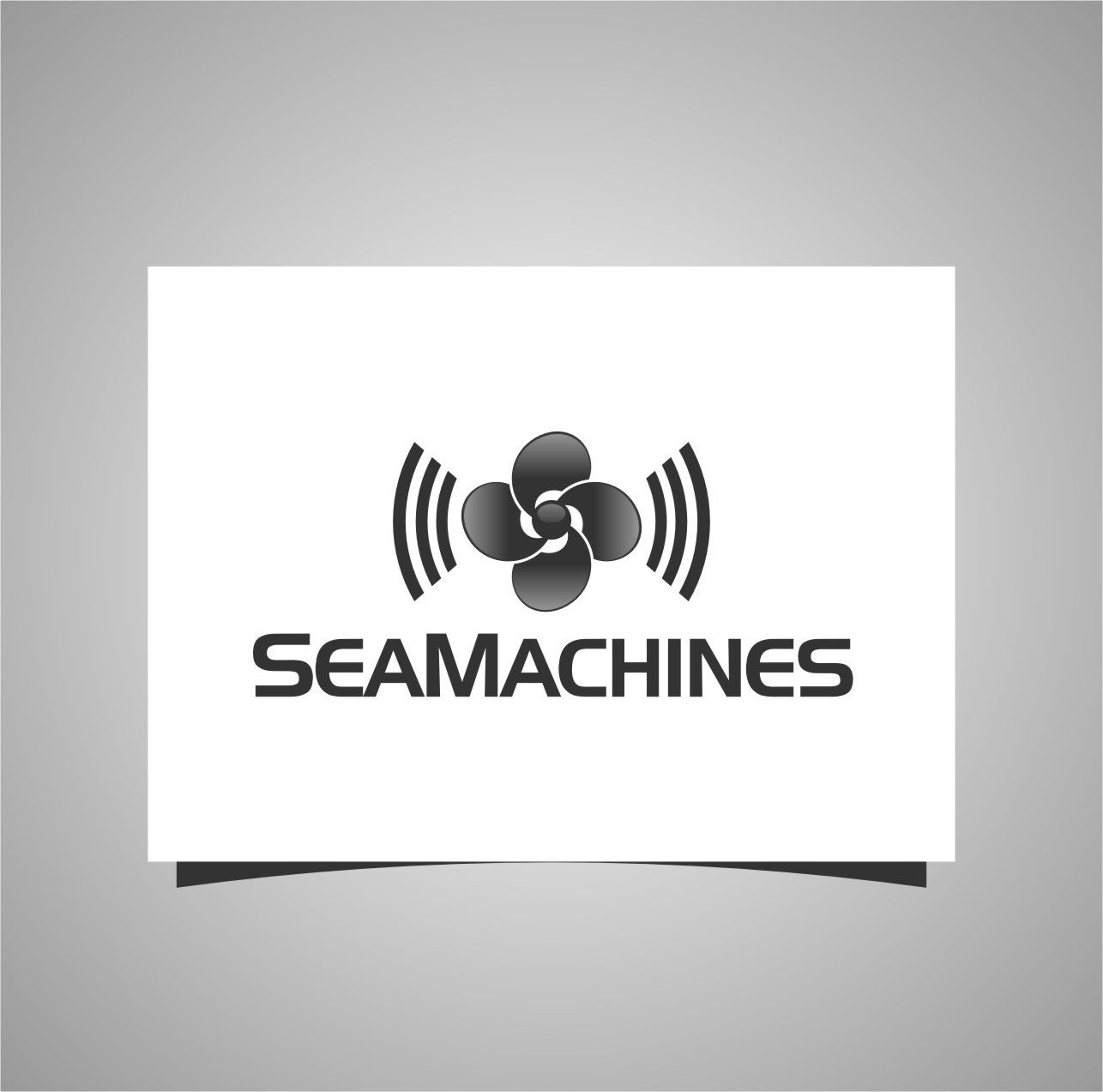 Logo Design by RasYa Muhammad Athaya - Entry No. 21 in the Logo Design Contest Creative Logo Design for SeaMachines.