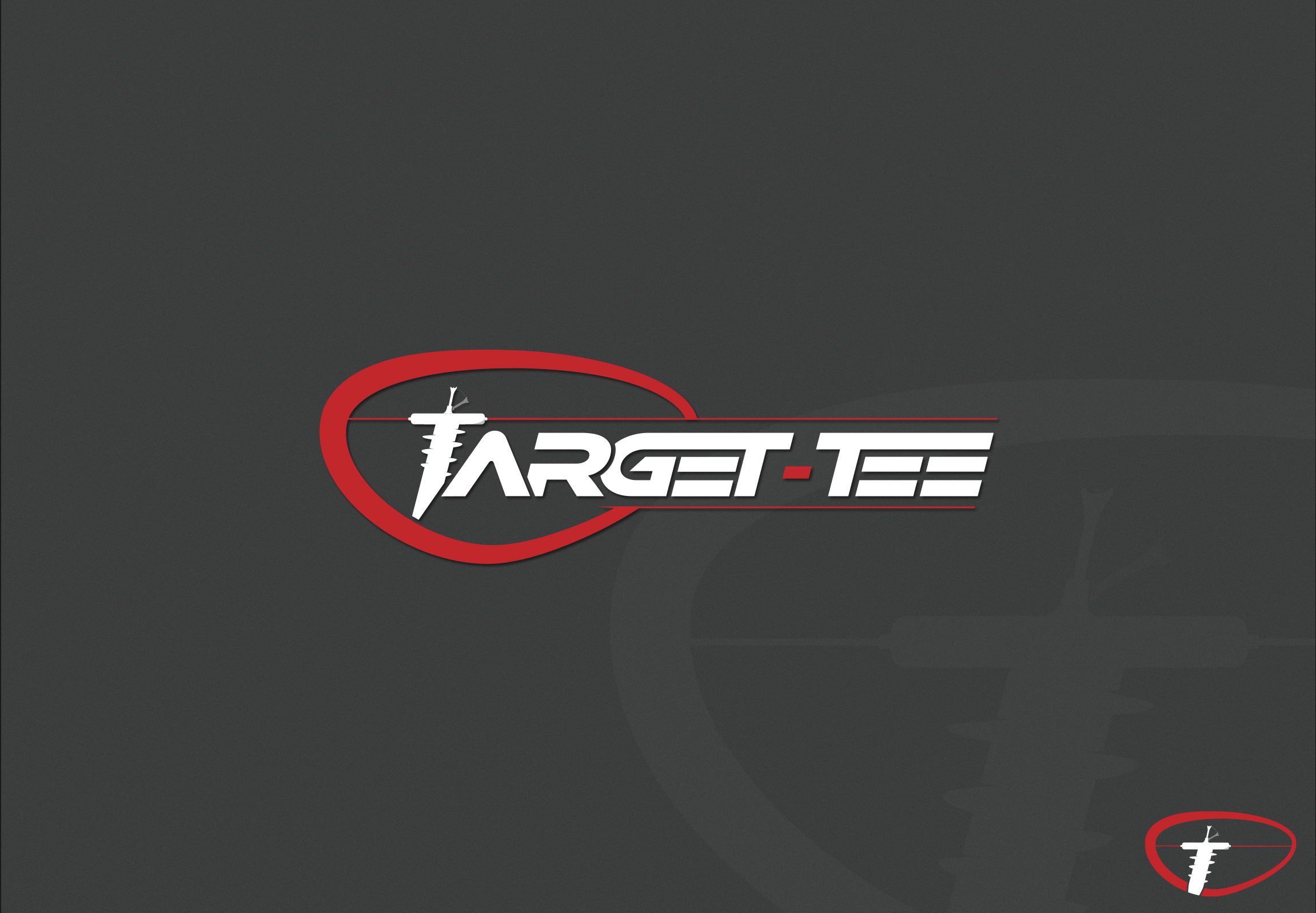 Logo Design by olii - Entry No. 115 in the Logo Design Contest Imaginative Logo Design for TARGET-TEE.