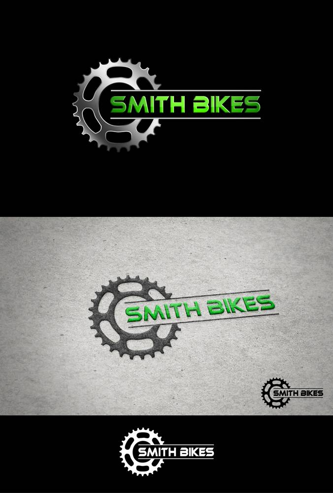 Logo Design by Respati Himawan - Entry No. 75 in the Logo Design Contest Fun Logo Design for SMITH BIKES.
