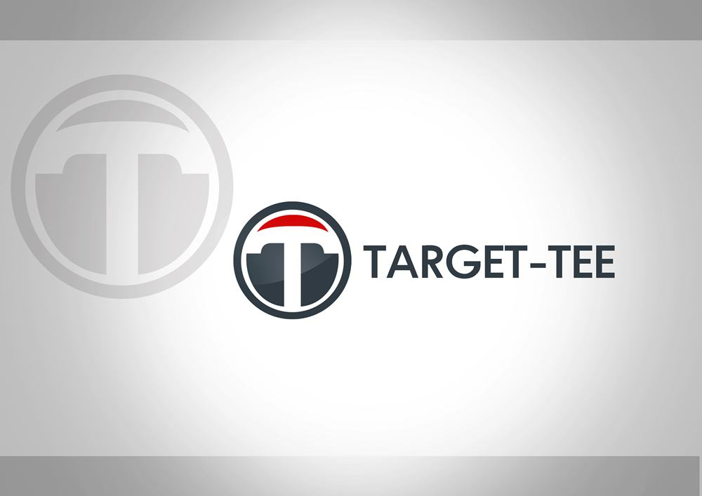 Logo Design by Respati Himawan - Entry No. 117 in the Logo Design Contest Imaginative Logo Design for TARGET-TEE.