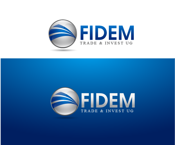 Logo Design by Private User - Entry No. 89 in the Logo Design Contest Professional Logo Design for FIDEM Trade & Invest UG.