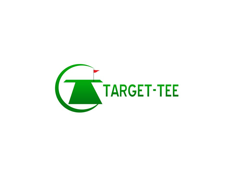 Logo Design by Respati Himawan - Entry No. 118 in the Logo Design Contest Imaginative Logo Design for TARGET-TEE.