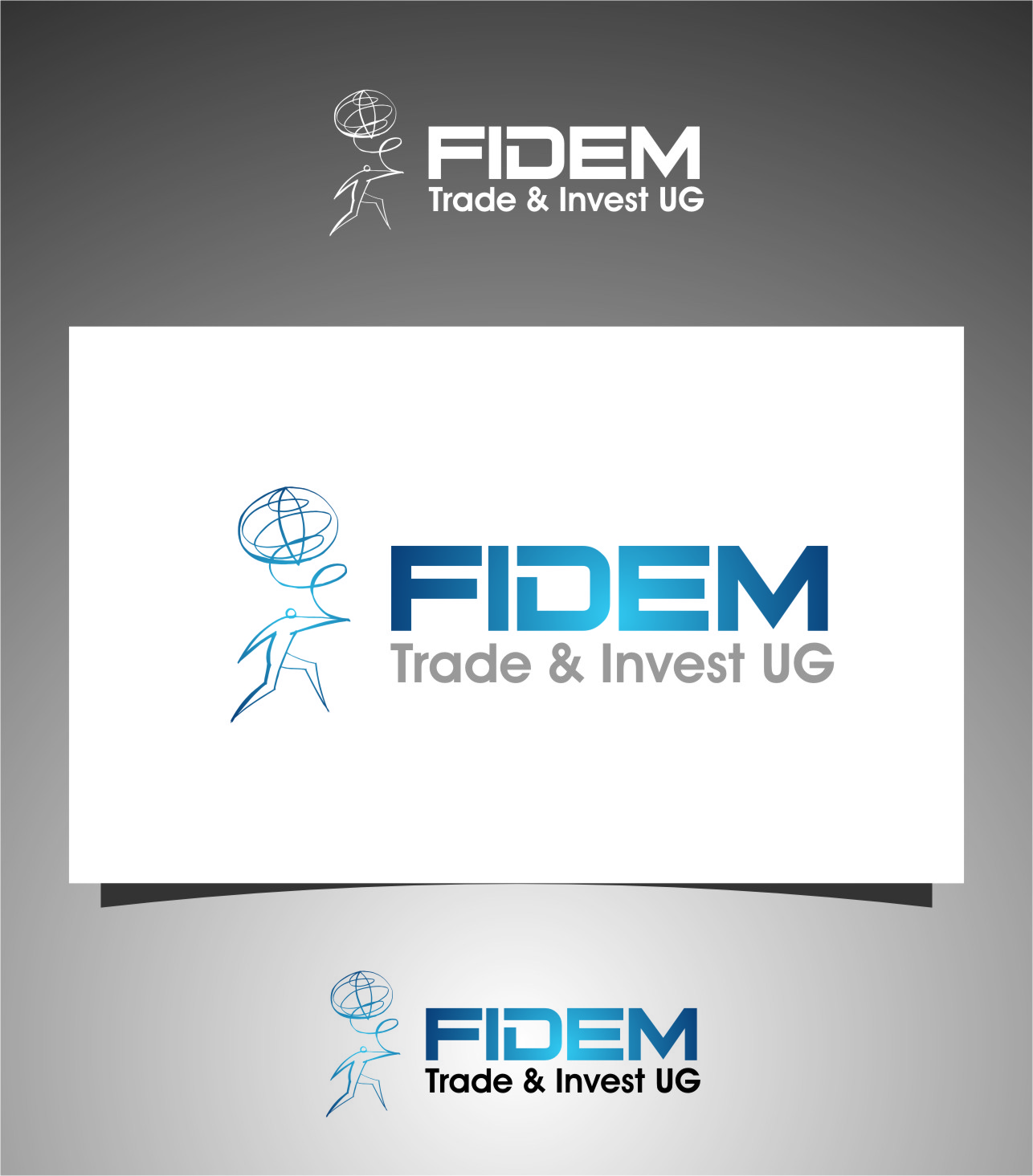 Logo Design by Ngepet_art - Entry No. 96 in the Logo Design Contest Professional Logo Design for FIDEM Trade & Invest UG.