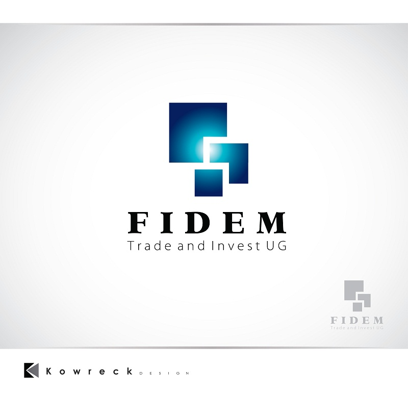 Logo Design by kowreck - Entry No. 98 in the Logo Design Contest Professional Logo Design for FIDEM Trade & Invest UG.