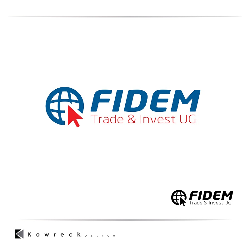 Logo Design by kowreck - Entry No. 102 in the Logo Design Contest Professional Logo Design for FIDEM Trade & Invest UG.