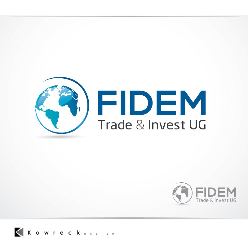 Logo Design by kowreck - Entry No. 103 in the Logo Design Contest Professional Logo Design for FIDEM Trade & Invest UG.