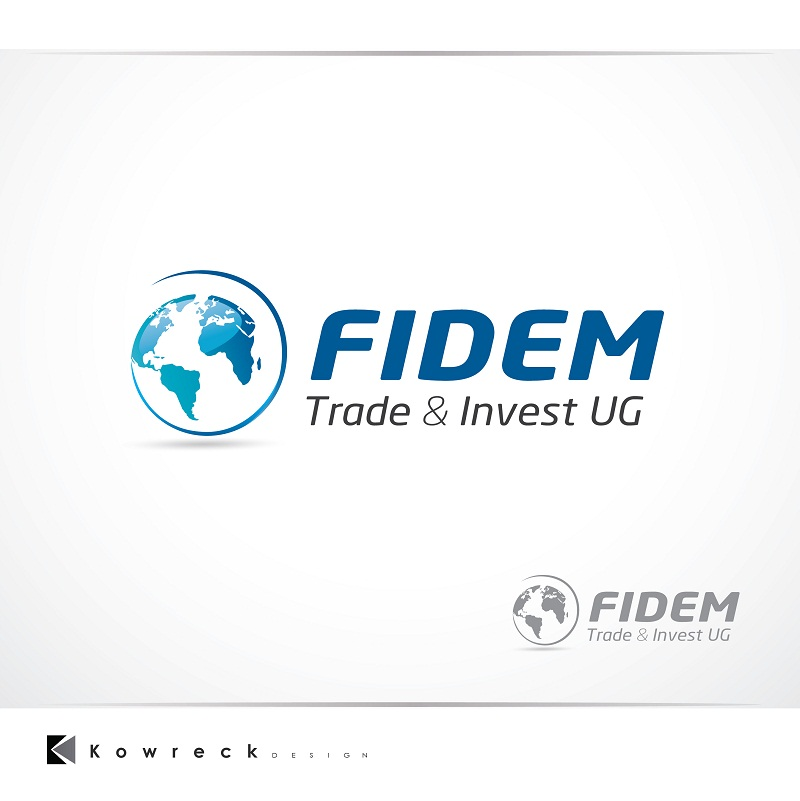 Logo Design by kowreck - Entry No. 104 in the Logo Design Contest Professional Logo Design for FIDEM Trade & Invest UG.