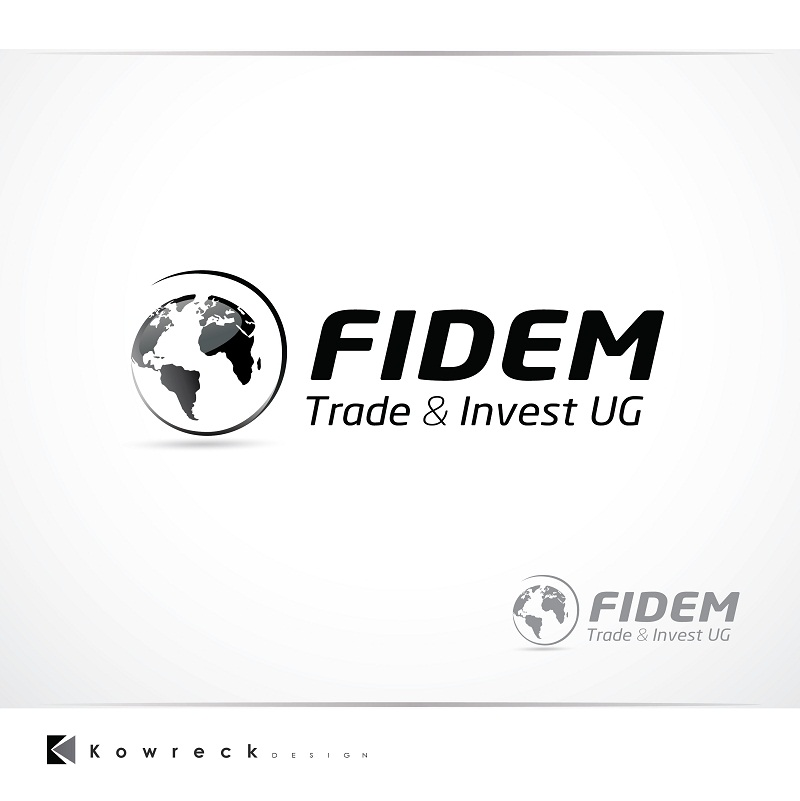 Logo Design by kowreck - Entry No. 105 in the Logo Design Contest Professional Logo Design for FIDEM Trade & Invest UG.
