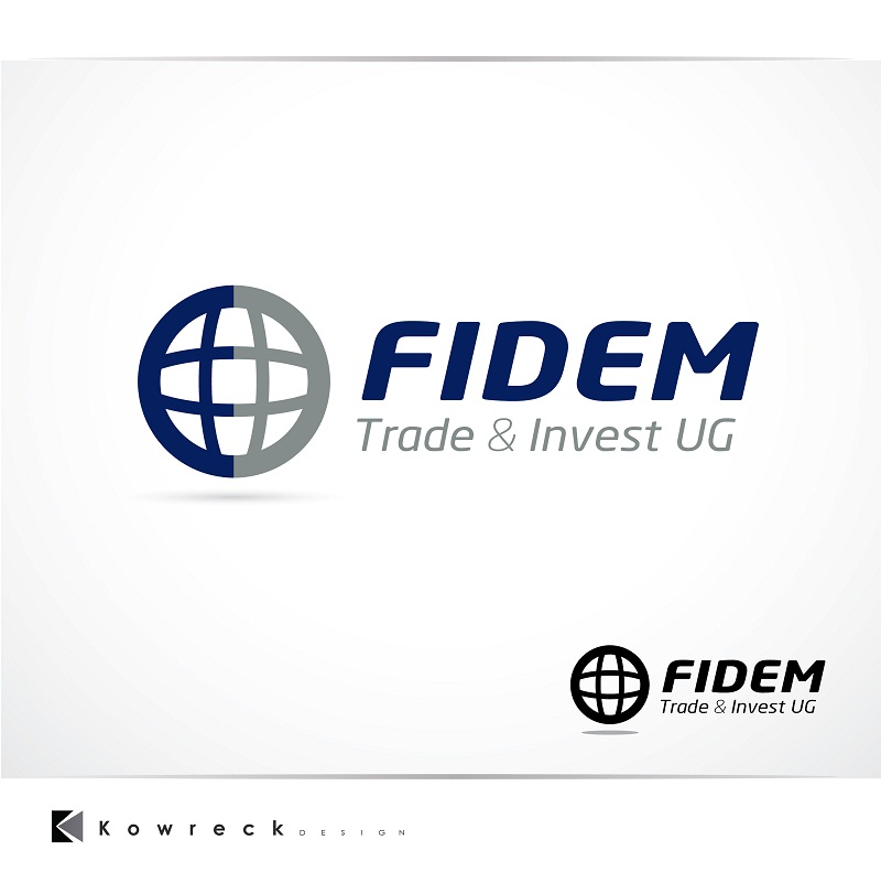 Logo Design by kowreck - Entry No. 109 in the Logo Design Contest Professional Logo Design for FIDEM Trade & Invest UG.
