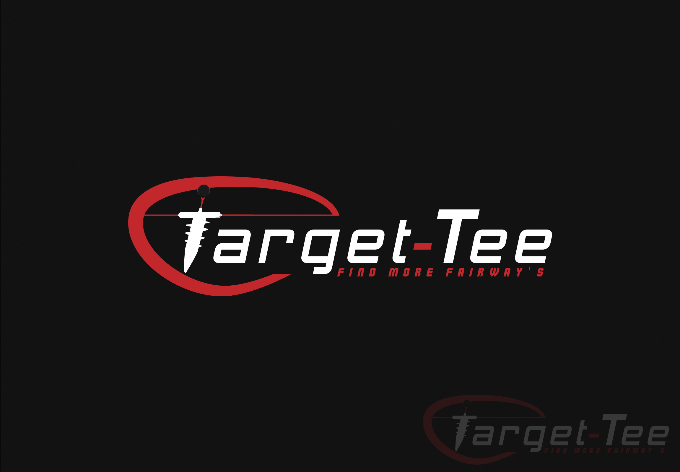 Logo Design by olii - Entry No. 124 in the Logo Design Contest Imaginative Logo Design for TARGET-TEE.