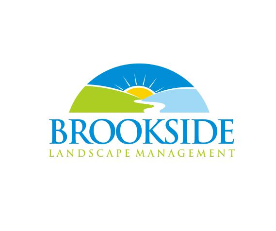Logo Design by ronny - Entry No. 36 in the Logo Design Contest New Logo Design for Brookside Landscape Management.