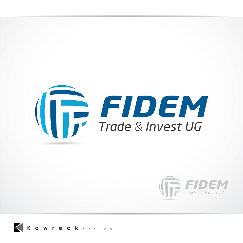 Logo Design by kowreck - Entry No. 115 in the Logo Design Contest Professional Logo Design for FIDEM Trade & Invest UG.
