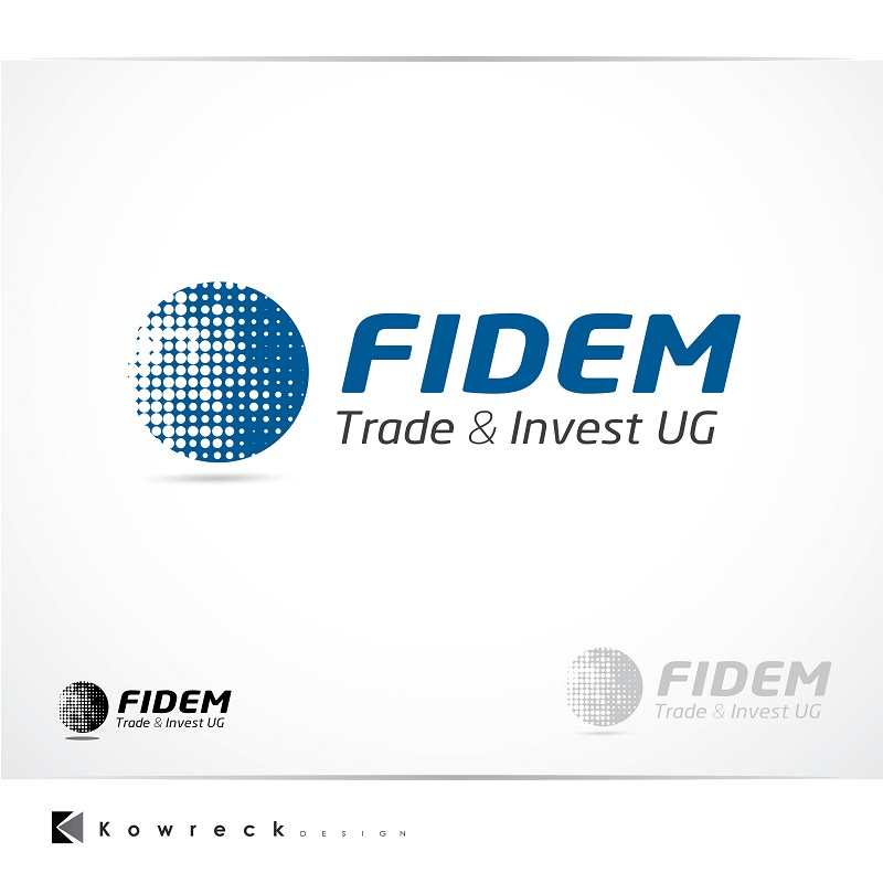 Logo Design by kowreck - Entry No. 116 in the Logo Design Contest Professional Logo Design for FIDEM Trade & Invest UG.