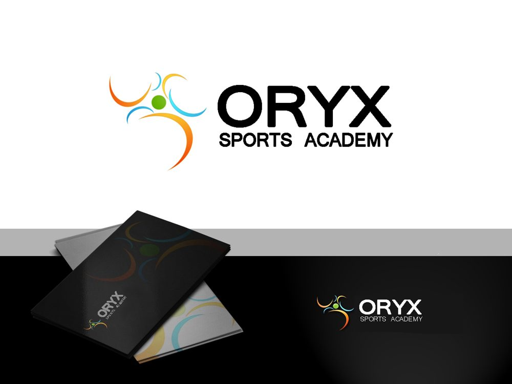 Logo Design by Respati Himawan - Entry No. 116 in the Logo Design Contest New Logo Design for Oryx Sports Academy.