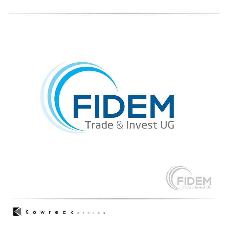 Logo Design by kowreck - Entry No. 118 in the Logo Design Contest Professional Logo Design for FIDEM Trade & Invest UG.
