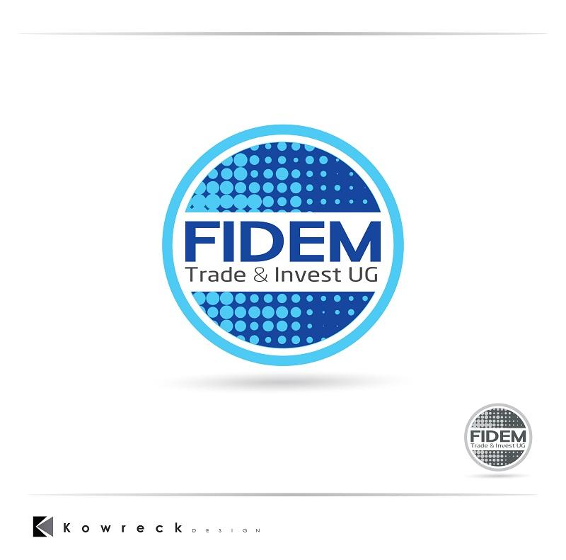 Logo Design by kowreck - Entry No. 120 in the Logo Design Contest Professional Logo Design for FIDEM Trade & Invest UG.