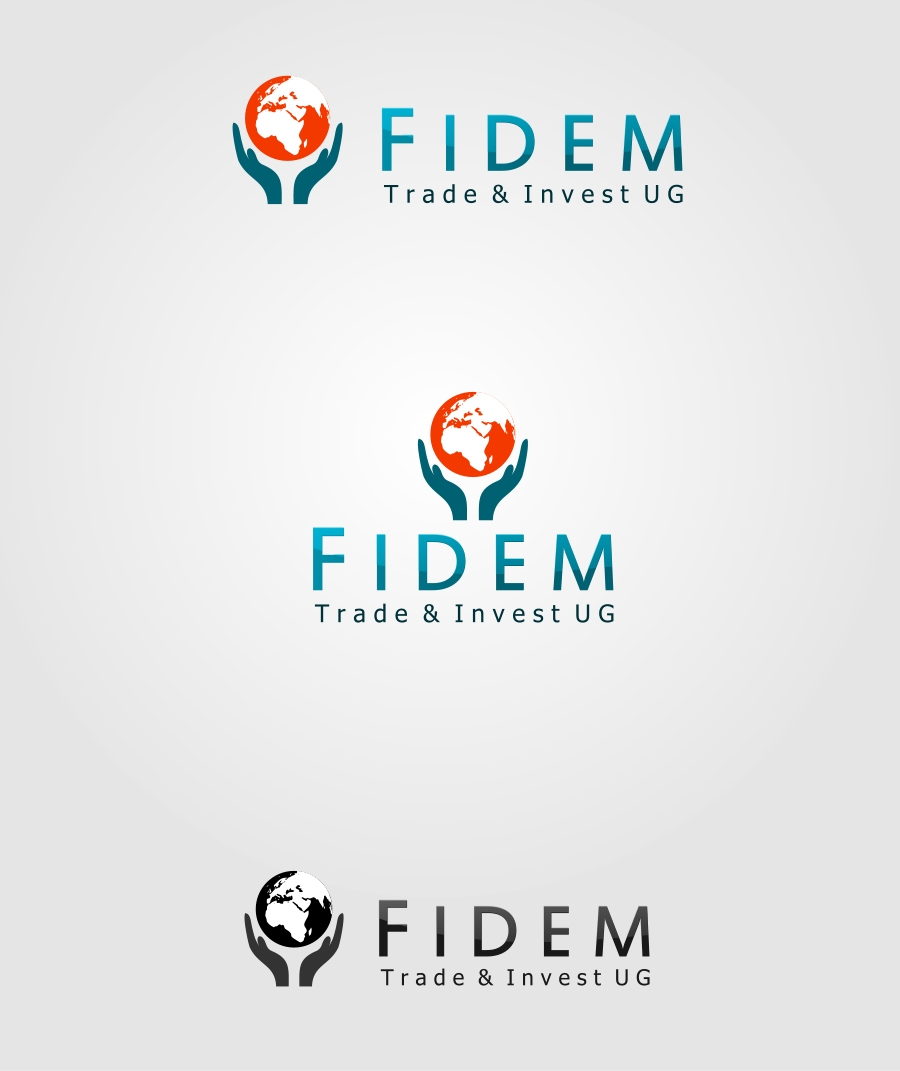 Logo Design by Private User - Entry No. 122 in the Logo Design Contest Professional Logo Design for FIDEM Trade & Invest UG.