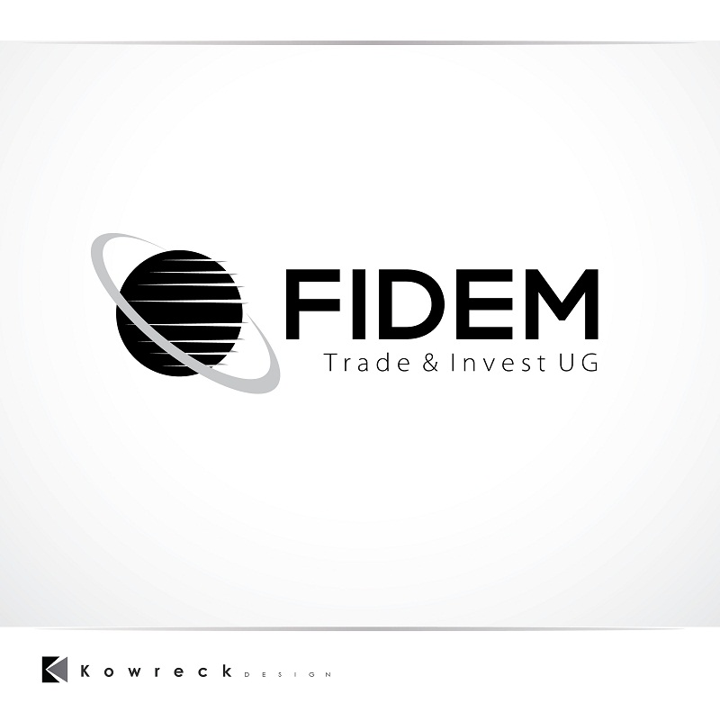 Logo Design by kowreck - Entry No. 127 in the Logo Design Contest Professional Logo Design for FIDEM Trade & Invest UG.
