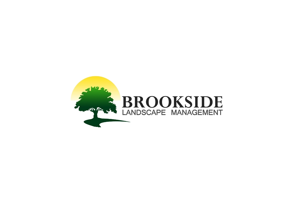 Logo Design by Respati Himawan - Entry No. 37 in the Logo Design Contest New Logo Design for Brookside Landscape Management.