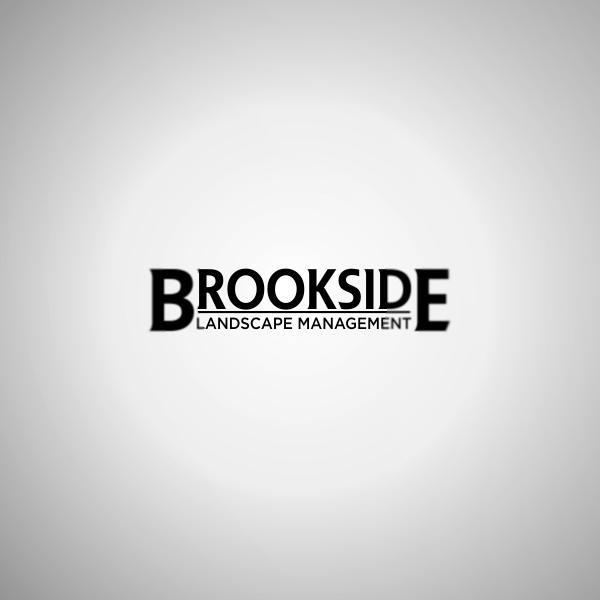 Logo Design by Private User - Entry No. 40 in the Logo Design Contest New Logo Design for Brookside Landscape Management.