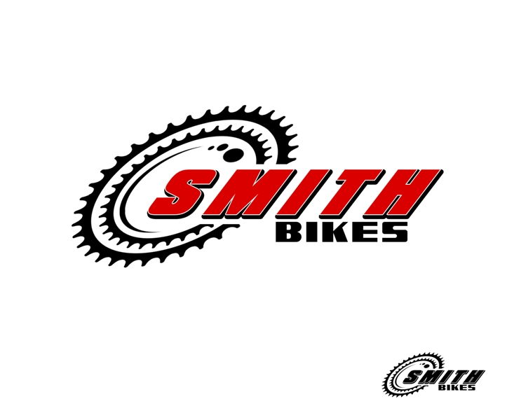 Logo Design by Juan_Kata - Entry No. 88 in the Logo Design Contest Fun Logo Design for SMITH BIKES.