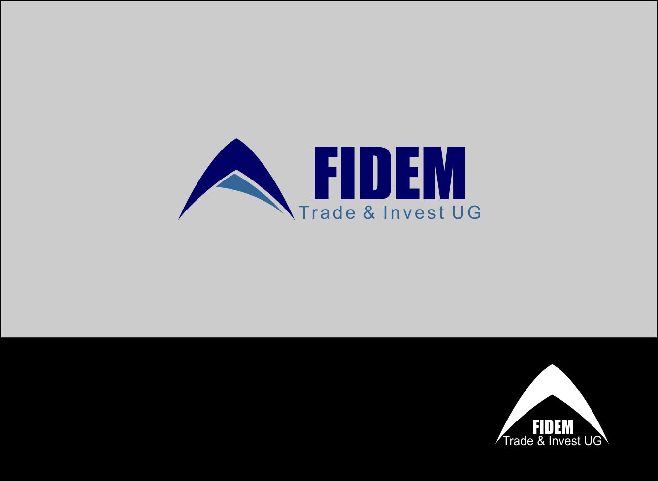 Logo Design by Agus Martoyo - Entry No. 143 in the Logo Design Contest Professional Logo Design for FIDEM Trade & Invest UG.