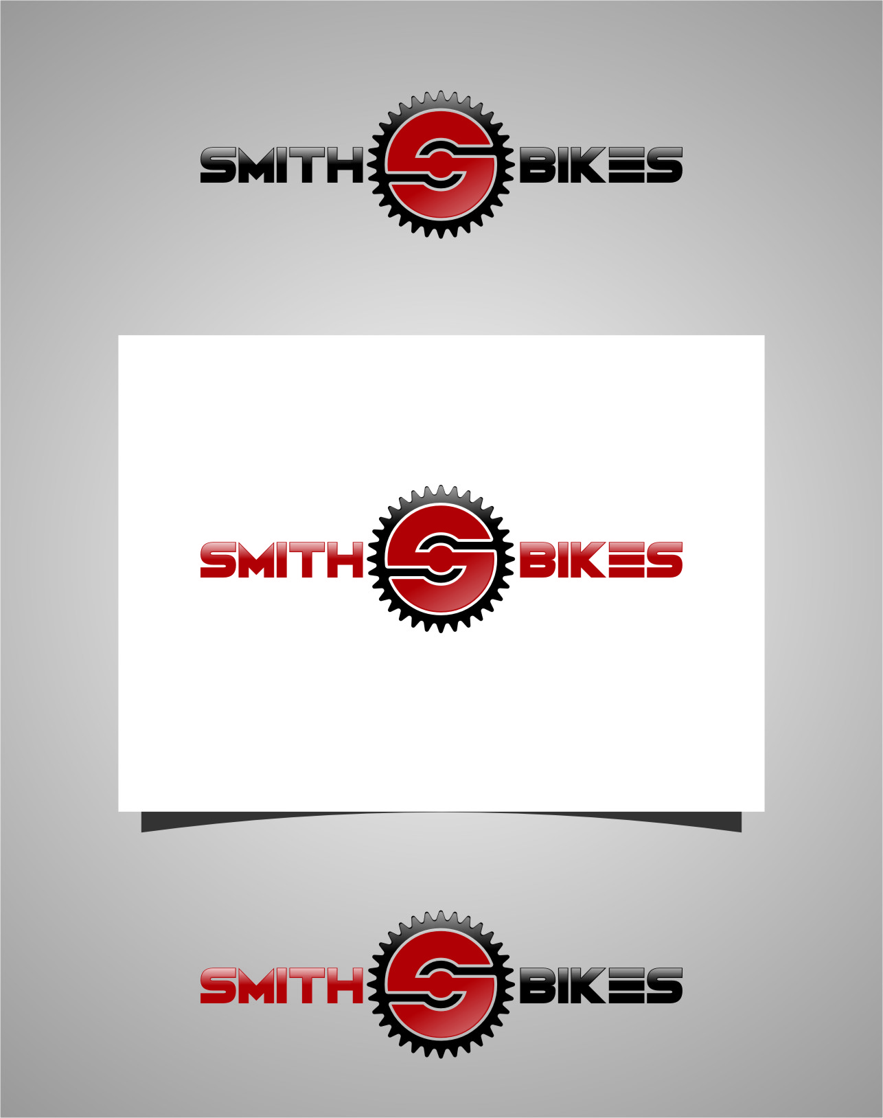 Logo Design by RasYa Muhammad Athaya - Entry No. 90 in the Logo Design Contest Fun Logo Design for SMITH BIKES.