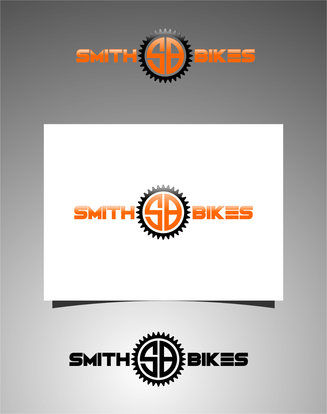 Logo Design by RasYa Muhammad Athaya - Entry No. 91 in the Logo Design Contest Fun Logo Design for SMITH BIKES.