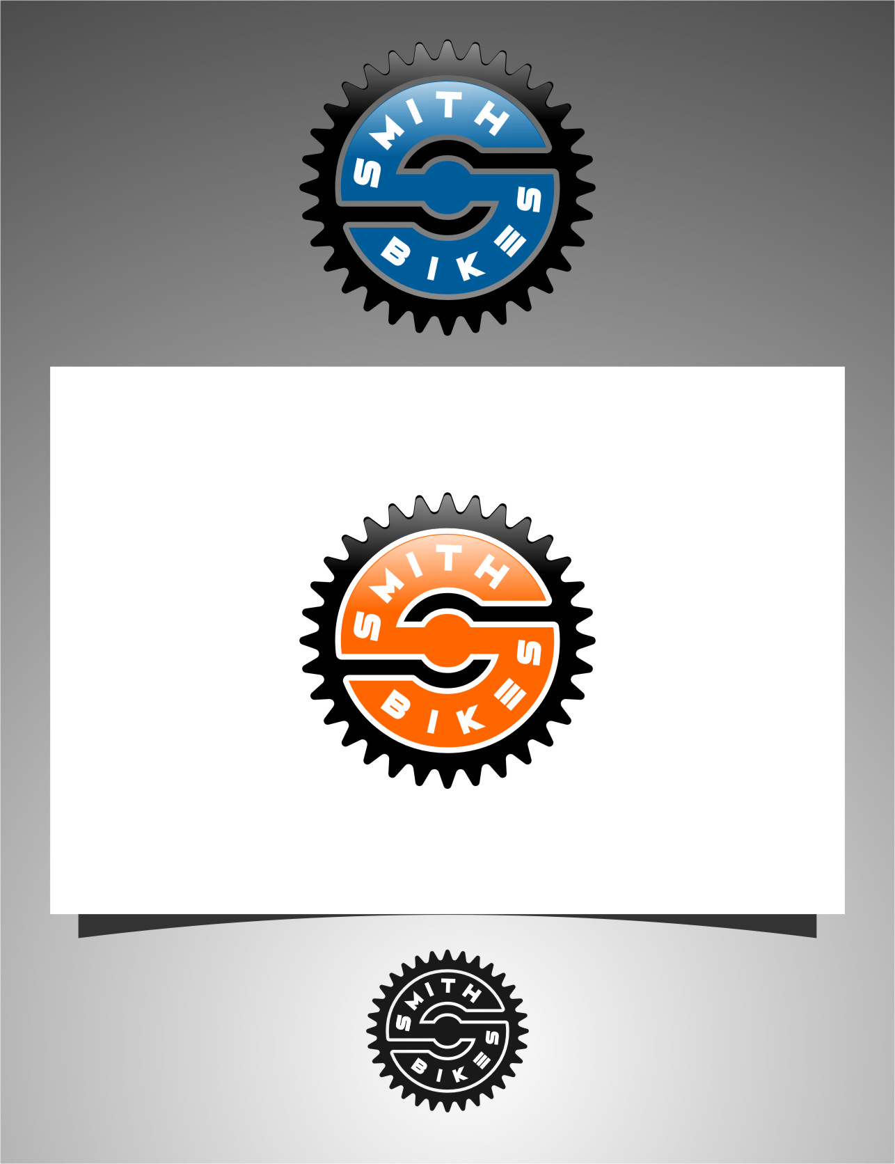 Logo Design by Ngepet_art - Entry No. 93 in the Logo Design Contest Fun Logo Design for SMITH BIKES.