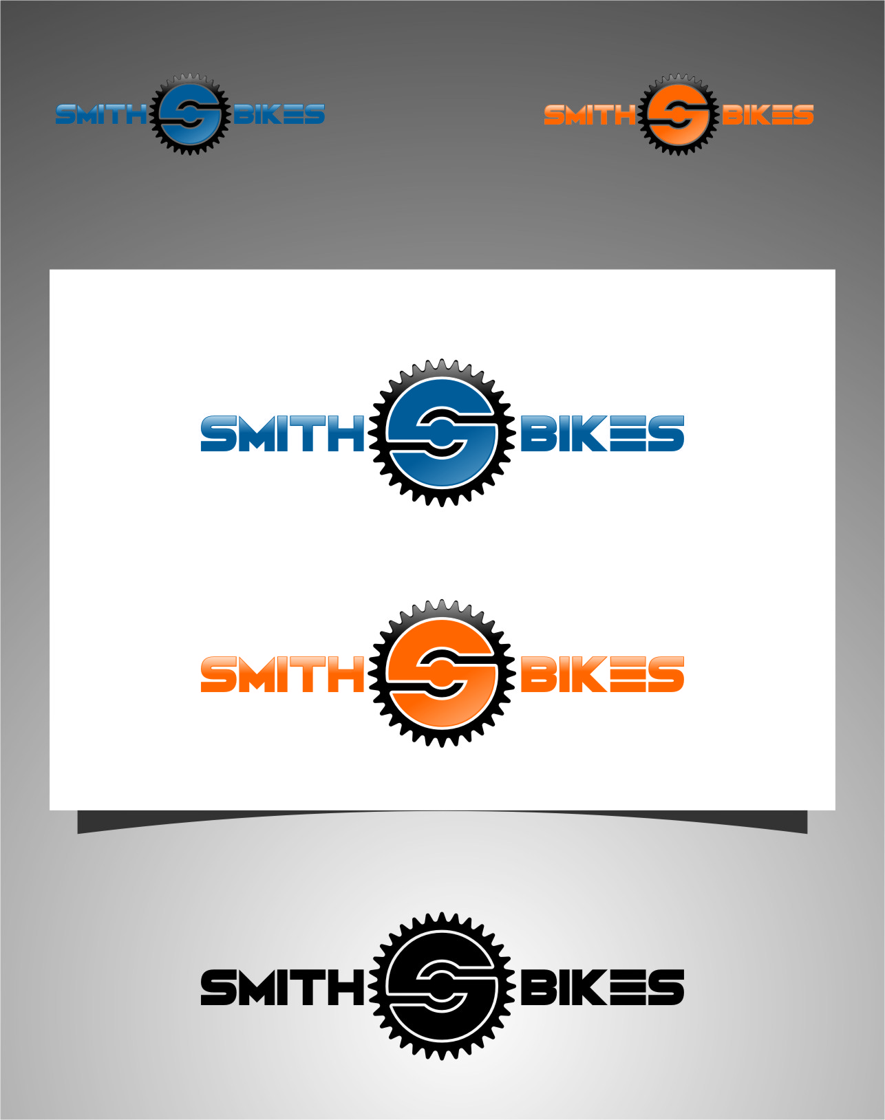Logo Design by RasYa Muhammad Athaya - Entry No. 94 in the Logo Design Contest Fun Logo Design for SMITH BIKES.