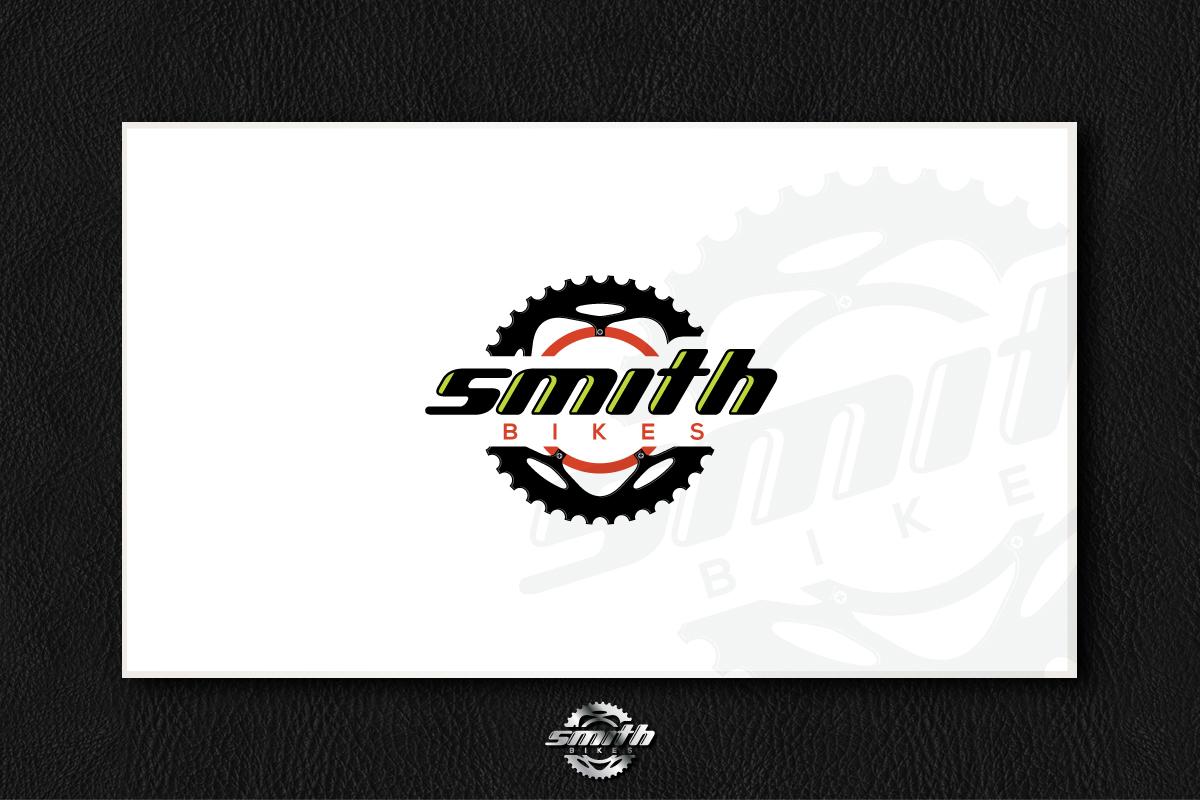 Logo Design by aleeshan - Entry No. 96 in the Logo Design Contest Fun Logo Design for SMITH BIKES.