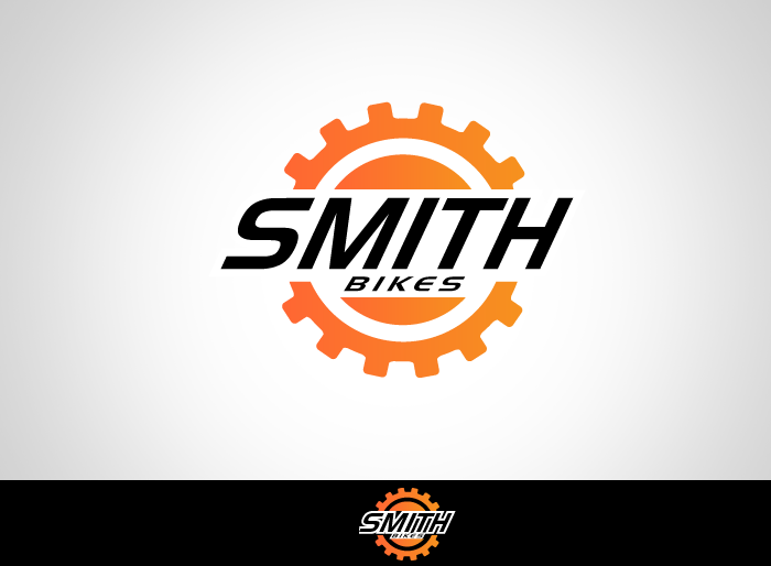Logo Design by Jan Chua - Entry No. 97 in the Logo Design Contest Fun Logo Design for SMITH BIKES.