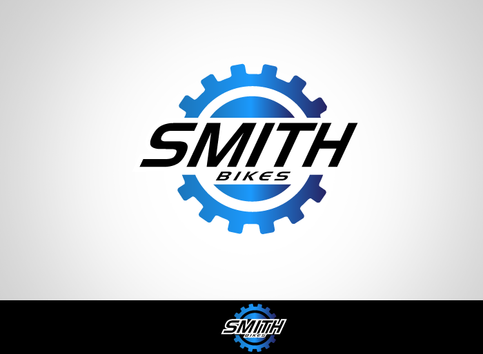 Logo Design by Jan Chua - Entry No. 98 in the Logo Design Contest Fun Logo Design for SMITH BIKES.