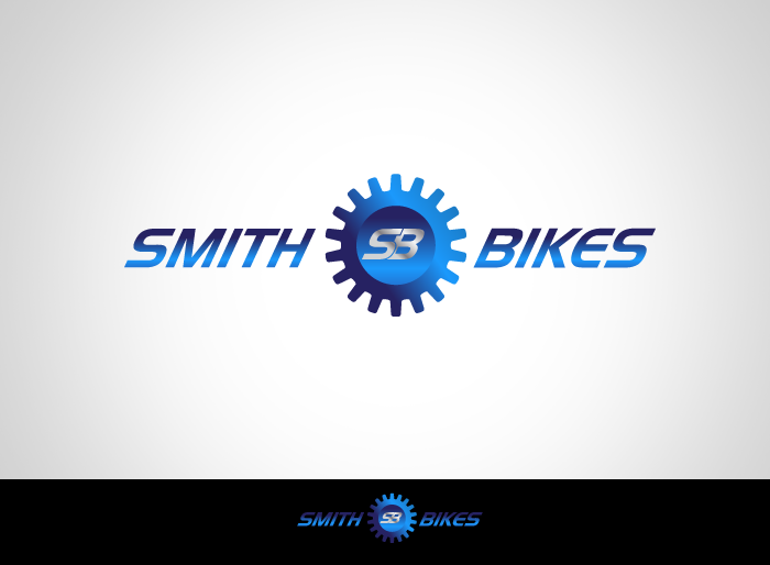Logo Design by Jan Chua - Entry No. 99 in the Logo Design Contest Fun Logo Design for SMITH BIKES.