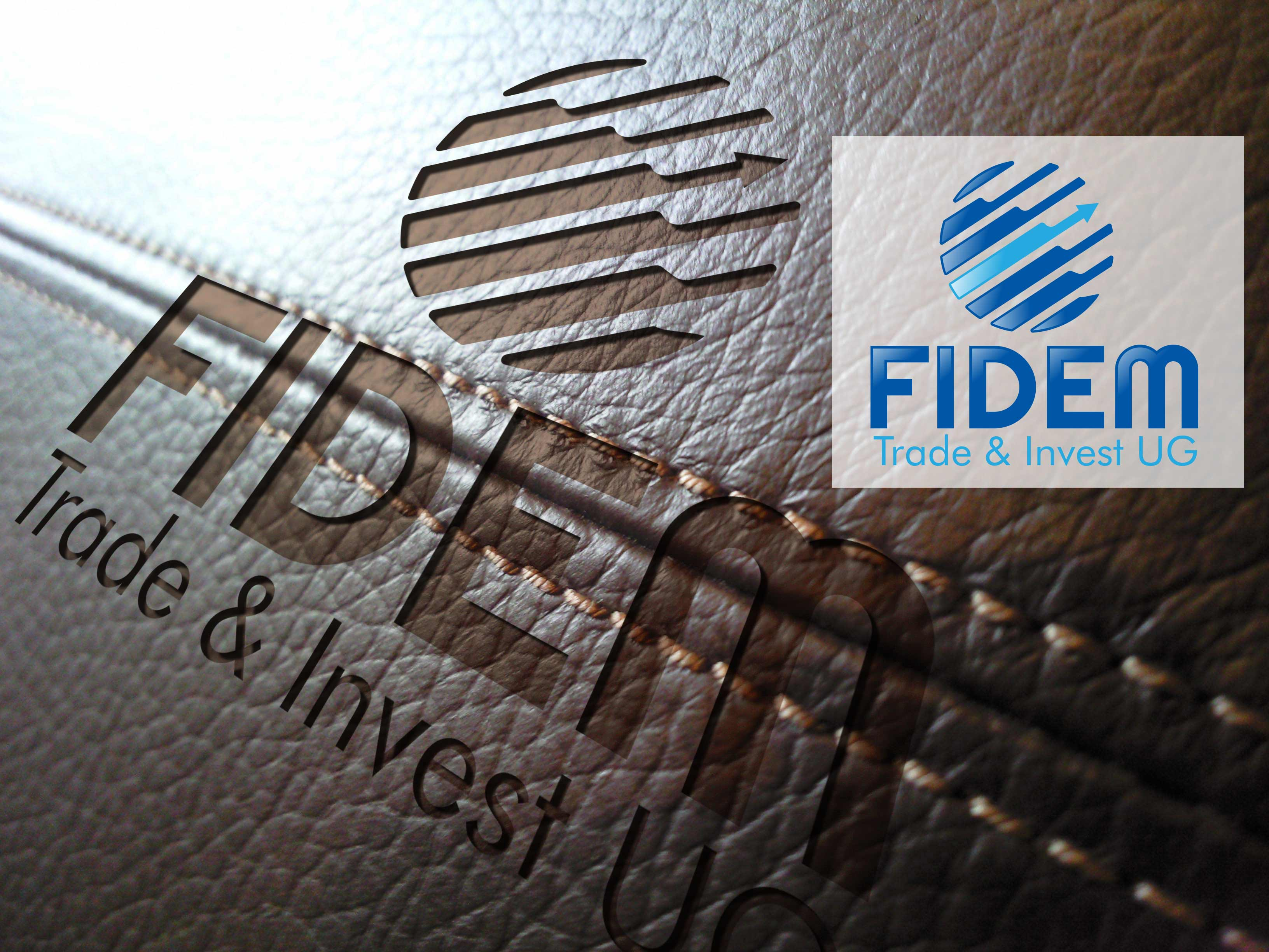 Logo Design by lagalag - Entry No. 149 in the Logo Design Contest Professional Logo Design for FIDEM Trade & Invest UG.