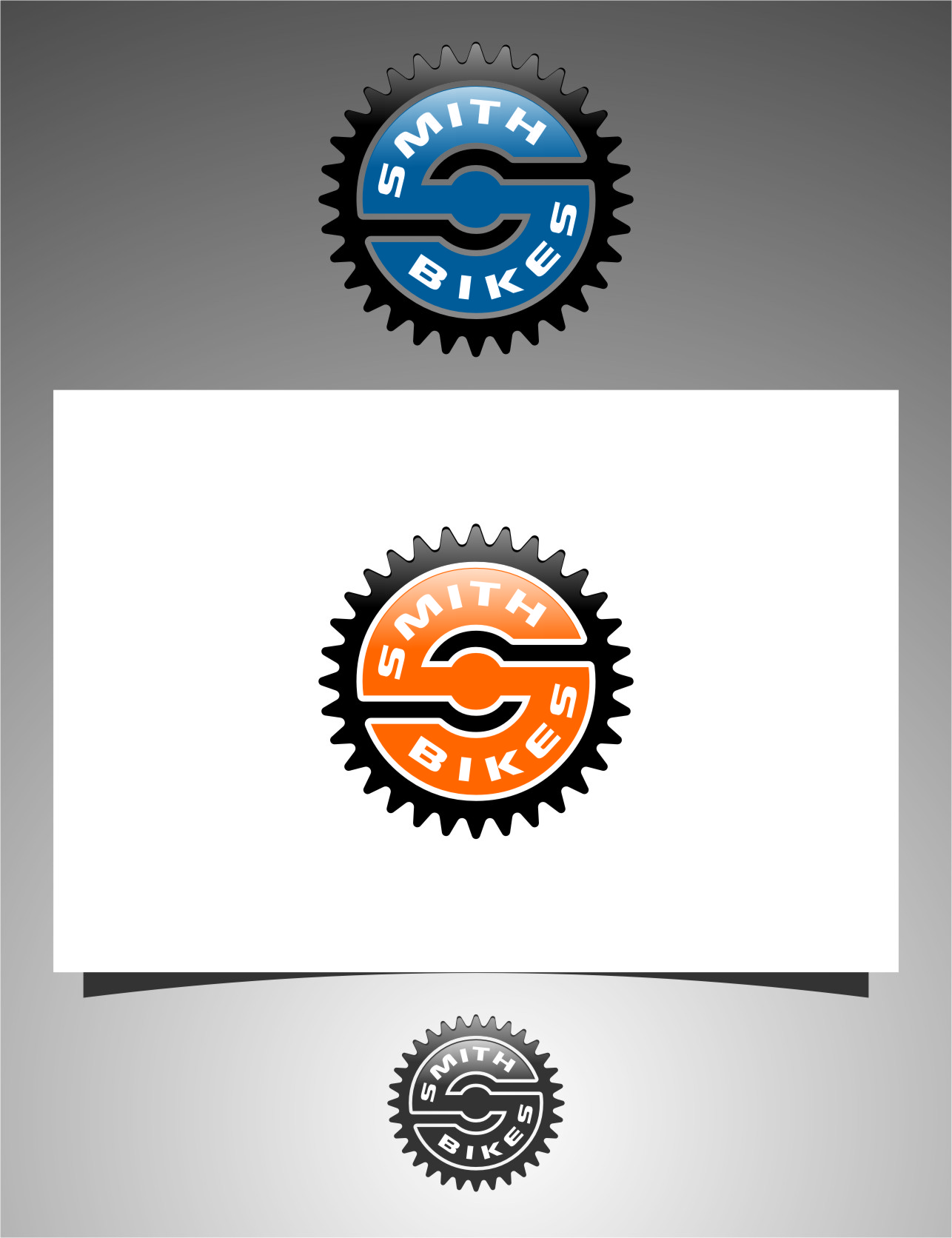 Logo Design by RasYa Muhammad Athaya - Entry No. 105 in the Logo Design Contest Fun Logo Design for SMITH BIKES.