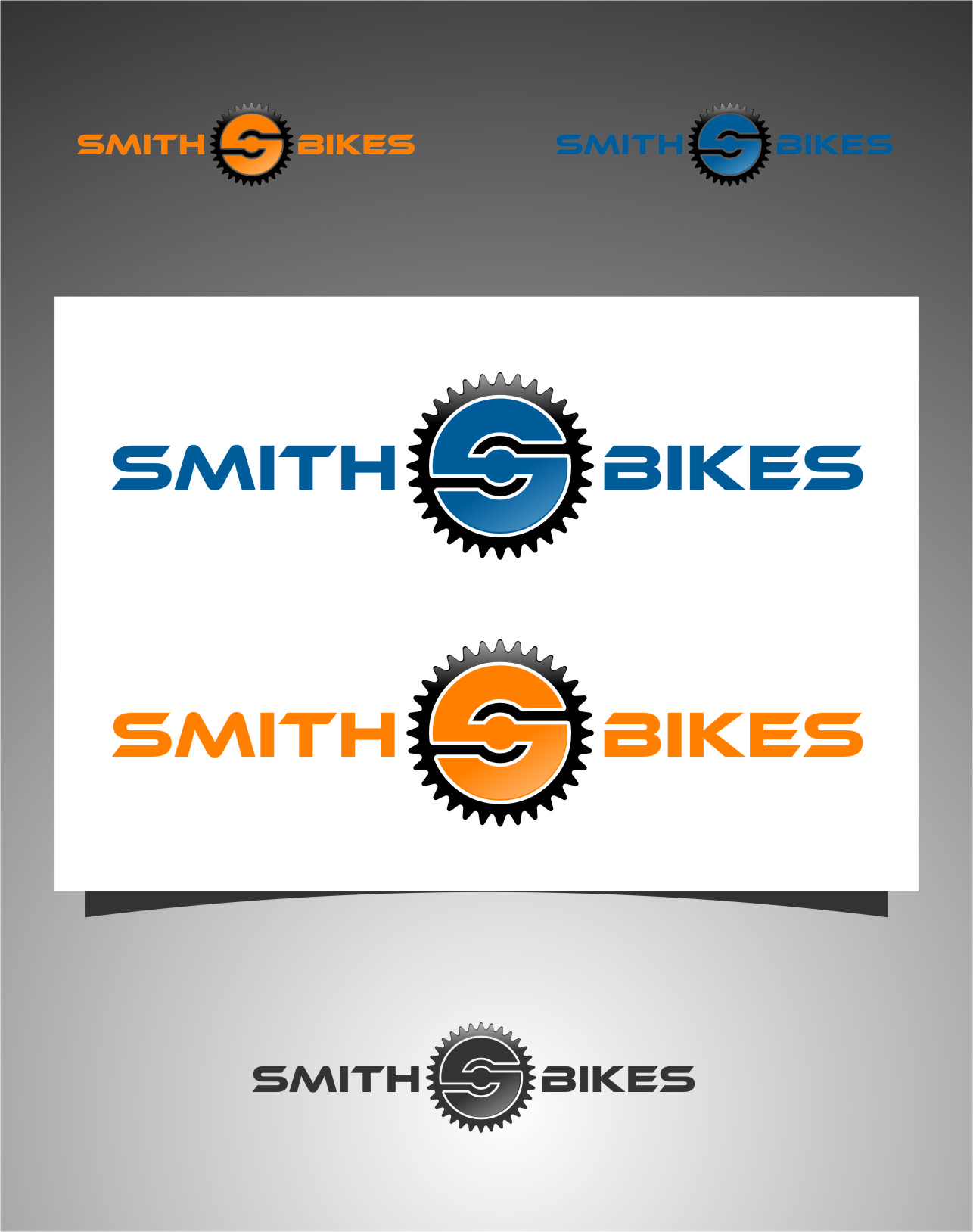 Logo Design by RasYa Muhammad Athaya - Entry No. 109 in the Logo Design Contest Fun Logo Design for SMITH BIKES.