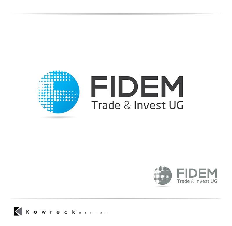 Logo Design by kowreck - Entry No. 156 in the Logo Design Contest Professional Logo Design for FIDEM Trade & Invest UG.