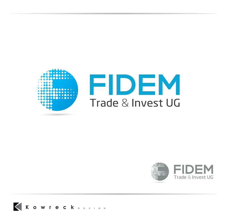 Logo Design by kowreck - Entry No. 157 in the Logo Design Contest Professional Logo Design for FIDEM Trade & Invest UG.