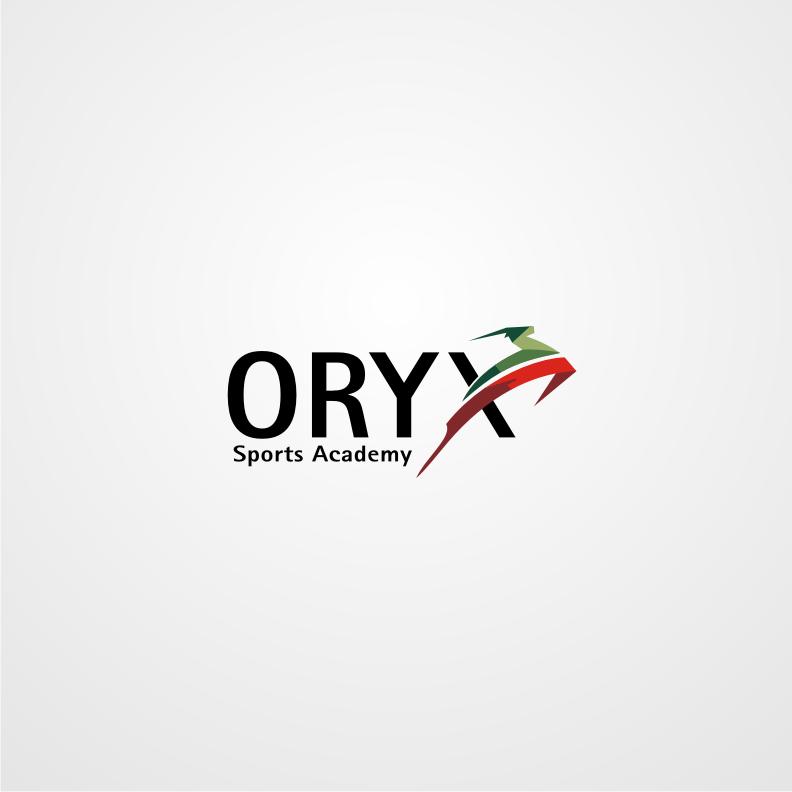 Logo Design by Muhammad Nasrul chasib - Entry No. 123 in the Logo Design Contest New Logo Design for Oryx Sports Academy.