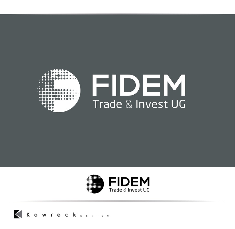 Logo Design by kowreck - Entry No. 161 in the Logo Design Contest Professional Logo Design for FIDEM Trade & Invest UG.