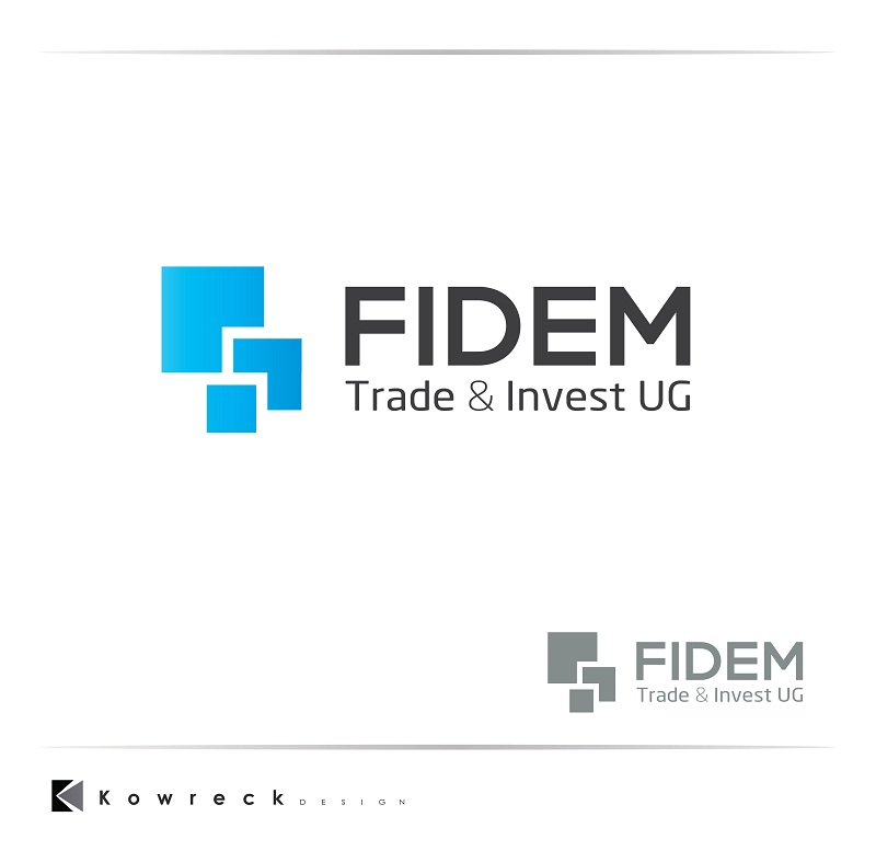 Logo Design by kowreck - Entry No. 162 in the Logo Design Contest Professional Logo Design for FIDEM Trade & Invest UG.