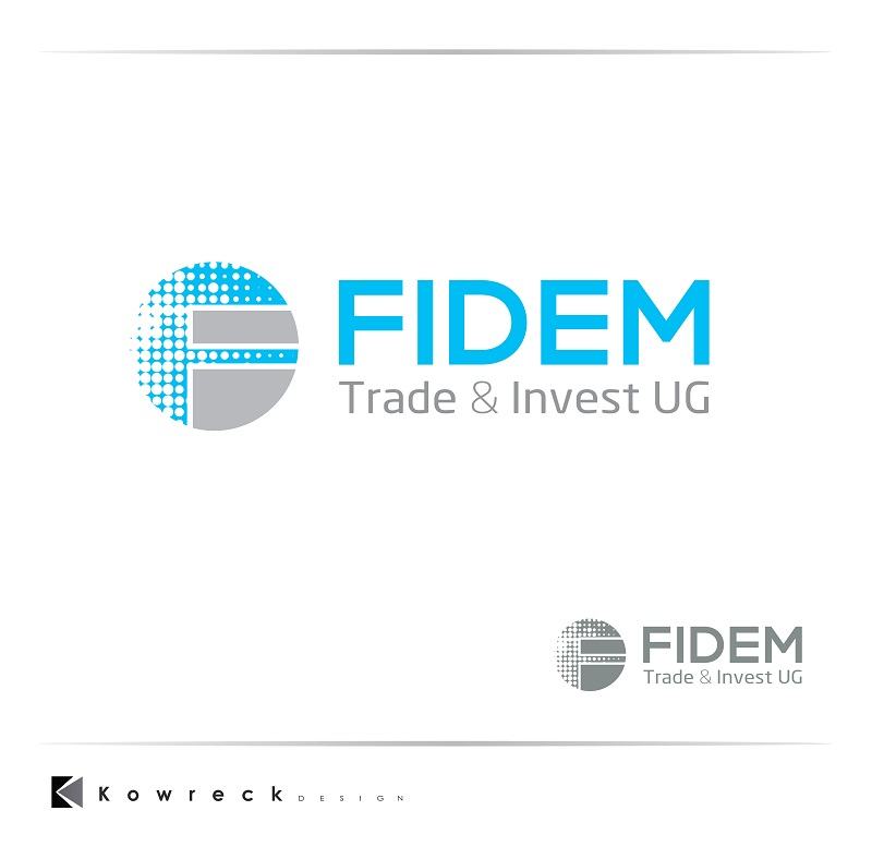 Logo Design by kowreck - Entry No. 163 in the Logo Design Contest Professional Logo Design for FIDEM Trade & Invest UG.