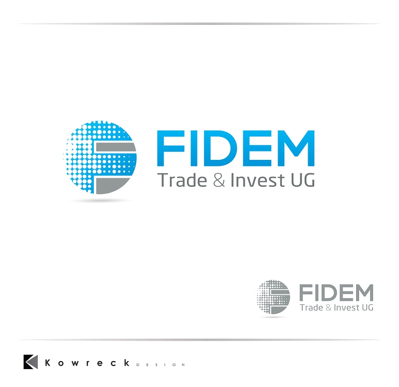 Logo Design by kowreck - Entry No. 164 in the Logo Design Contest Professional Logo Design for FIDEM Trade & Invest UG.