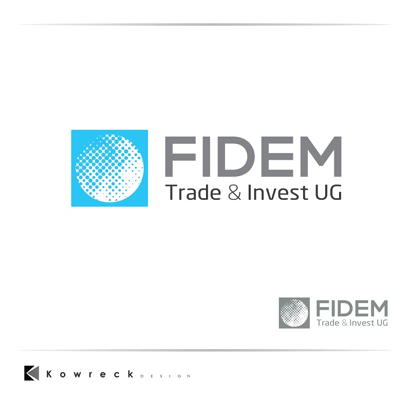Logo Design by kowreck - Entry No. 165 in the Logo Design Contest Professional Logo Design for FIDEM Trade & Invest UG.