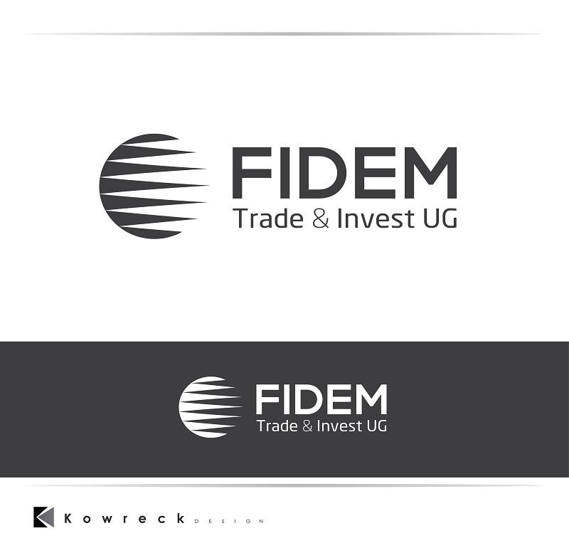 Logo Design by kowreck - Entry No. 166 in the Logo Design Contest Professional Logo Design for FIDEM Trade & Invest UG.
