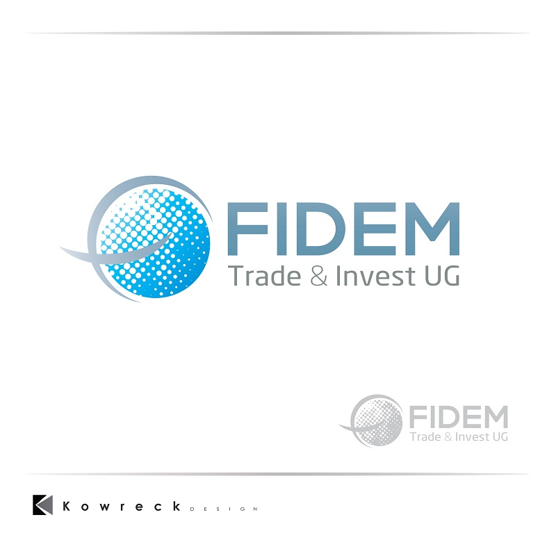 Logo Design by kowreck - Entry No. 167 in the Logo Design Contest Professional Logo Design for FIDEM Trade & Invest UG.